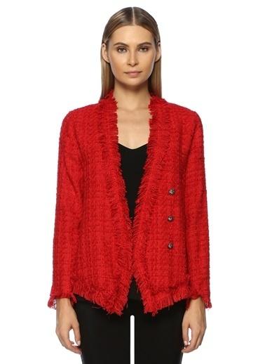 NetWork Ceket Kırmızı